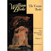 The Illuminated Books of William Blake, Volume 6: The Urizen Books