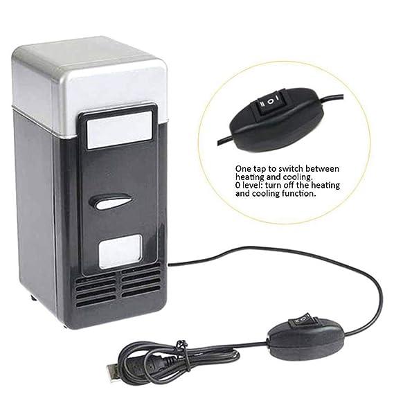 ANAN Coche Solo Tanque refrigerador refrigerador de Bebidas USB ...