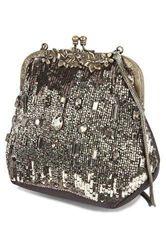 64f011759ed26 ... MyBatua Camila Fancy Hand gestickte Tasche Blumen-Design Handtasche  ACP-444 ...