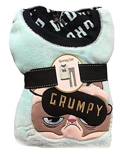Grumpy Cat - Pijama - para mujer multicolor S