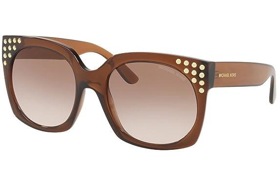 b7b35e52a1f4c Michael Kors - Femme - MK2067 Destin Lunettes de soleil w Brown Peach  gradient lentille