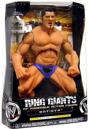 Kurt Angle Life - WWE Ring Giants 14