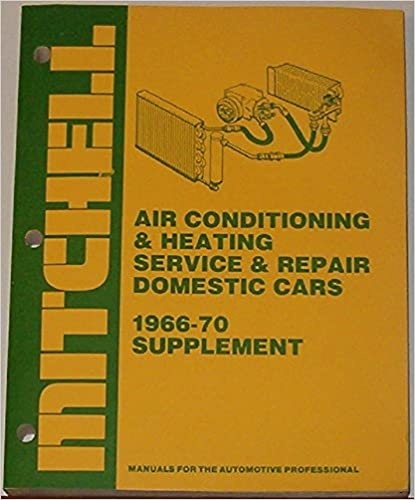 Gratis online e-bøger ingen download Mitchell Air Conditioning & Heating Service & (Repair For Domestic Cars 1966-70 Supplement) in Danish PDF MOBI
