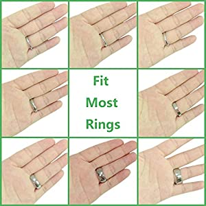 Ring Size Adjuster for Loose Rings for Any Rings Ring Size Reducer Spacer Ring Guard