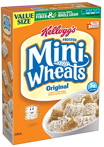 Frosted Mini Wheats l'origine de Kellogg, 24 once Box