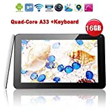 """Christmas 9"""" Inch Android Tablet PC,1GB RAM 16GB Storage Phablet Tablet Quad Core"""