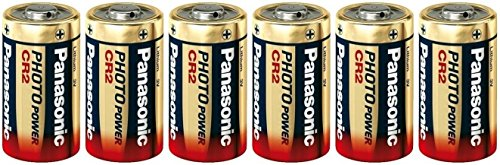 Panasonic Ultra Lithium Battery DL CR2