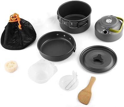 Camping – Set picnic cocina camping Cocina Outdoor Cocinar ...