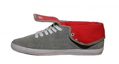 Circa Skateboard Damen Schuhe NATHTW GreyRed B00JH5NFEC