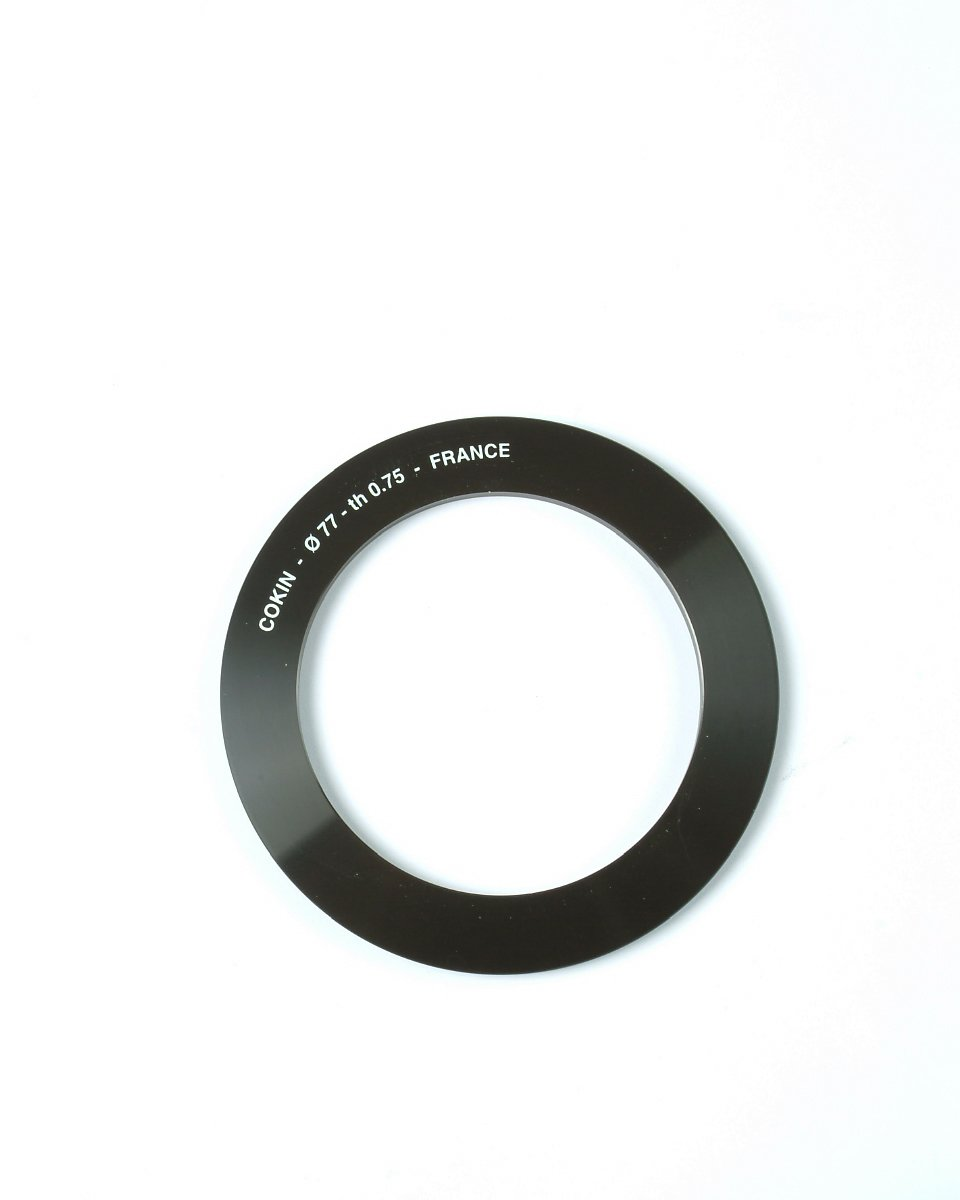 Cokin CZ477 77mm-th 0.75 Adaptor Ring
