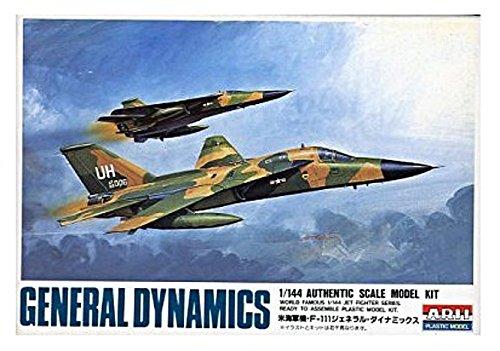 マイクロエース 1/144 ジェットファイターシリーズシリーズ ジェネラル・ダイナミックスの商品画像