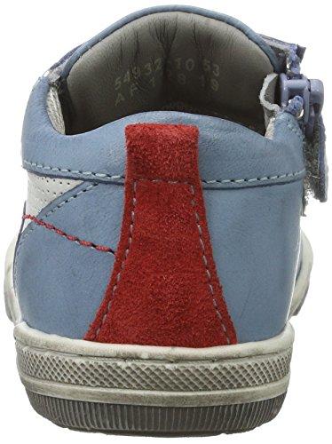 Mod8 Baby Mädchen Zlat Sneakers Blau (jean Rouge)