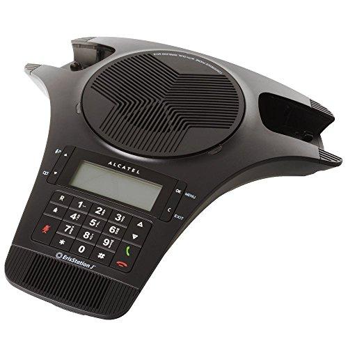 Alcatel Conference 1500 - Schnurloses Konferenztelefon mit Rufnummernanzeige - DECT - Schwarz