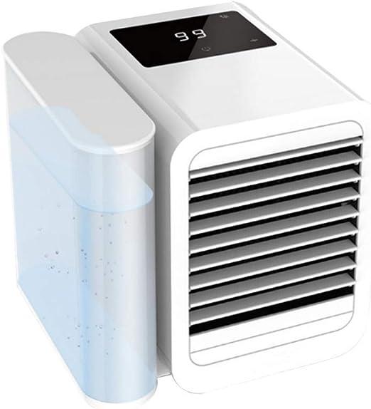 GWM USB Mini Ion negativo Aire acondicionado pequeño Ventilador de ...