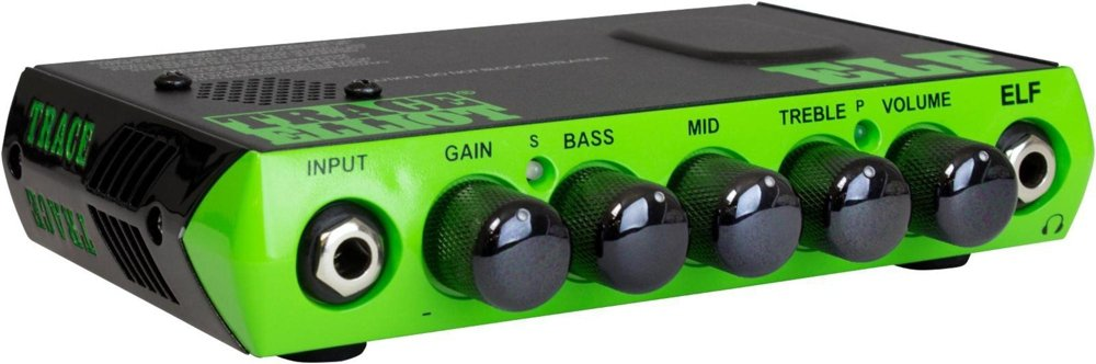 Trace Elliot ELF 200W Micro Bass Guitar Amp Head by Trace Elliot