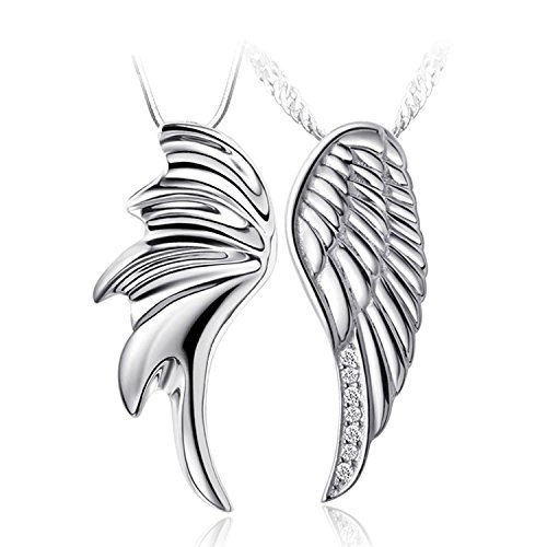 devil and angel necklace - 1