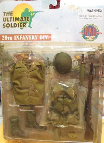 Ultimate Soldier 29th Infantry Division Outfit Set (Soldiers Outfit)