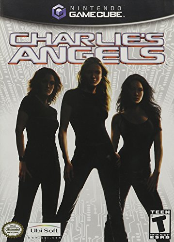 Angels Shelf - Charlie's Angels