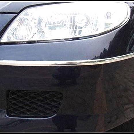 Unbranded Chrom Zierleiste 10 Mm X 5m Selbstklebend Universal Auto Chromleiste Auto
