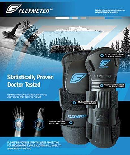 Protections poignets Flexmeter Flexguard Multisports S
