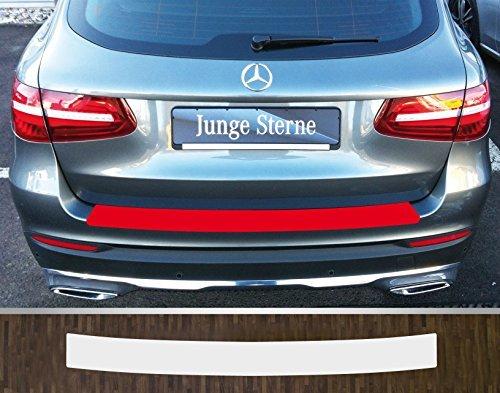 passgenau fü r Mercedes GLC Typ X253 ab 2015, Lackschutzfolie Ladekantenschutz transparent is-tuning