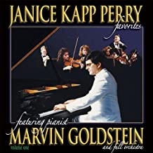 Janice Kapp Perry Favorites Featuring Pianist Marvin Goldstein