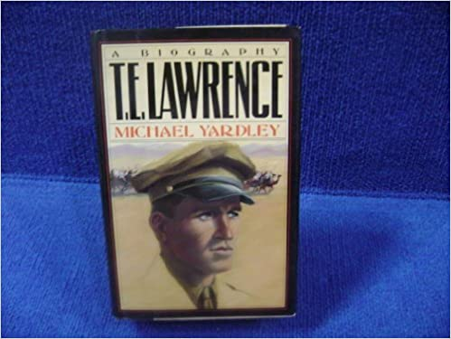 te lawrence biography amazon