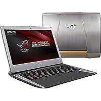 ASUS ROG G752 17.3 FHD Premium Gaming Laptop, Intel i7-6700HQ up to 3.5GHz, 16GB DDR4, 1TB HDD, GTX 970M, DVDRW, Backlit Keyboard, 802.11ac, Webcam, USB 3.1, Windows 10 (Certified Refurbishd)