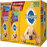 Pedigree Pouches 6 Flavor Variety Pack (30 ct.) Review
