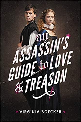 Image result for an assassin's guide to love and treason