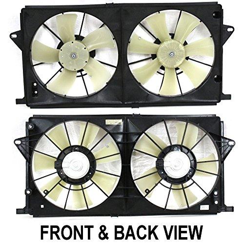 06 buick lucerne radiator fan - 5