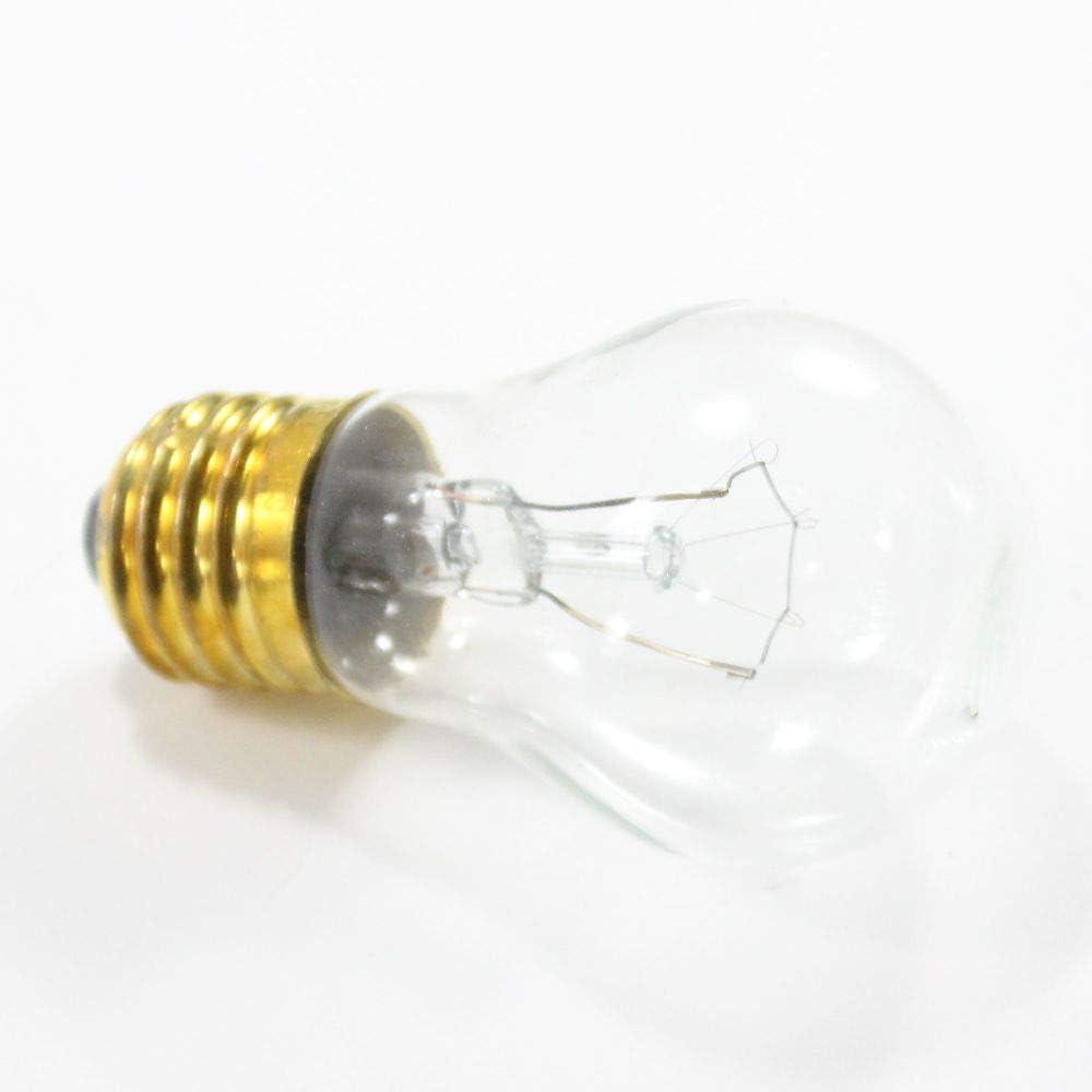 Amazon Com Ge Wr02x12207 Refrigerator Light Bulb Genuine Original Equipment Manufacturer Oem Part Garden Outdoor