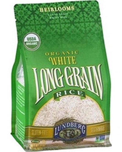 Lundberg Family Farms, Whl Grn Rce, Og2, Wld Orgnl, Pack of 6, Size – 6 OZ, Quantity – 1 Case