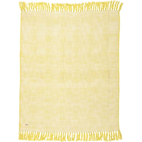 (VHC Brands 19819 Tierney Woven Acrylic Throw 60x50)