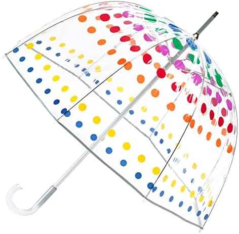 totesSignature Clear Bubble Umbrella