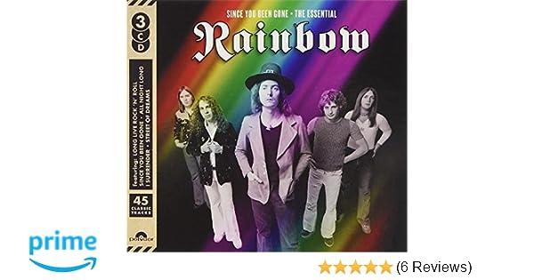 8a2ba64637d86 Rainbow - Since You Been Gone  The Essential Rainbow - Amazon.com Music