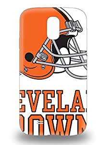 For Galaxy S4 Tpu Phone Case Cover NFL Cleveland Browns ( Custom Picture iPhone 6, iPhone 6 PLUS, iPhone 5, iPhone 5S, iPhone 5C, iPhone 4, iPhone 4S,Galaxy S6,Galaxy S5,Galaxy S4,Galaxy S3,Note 3,iPad Mini-Mini 2,iPad Air )