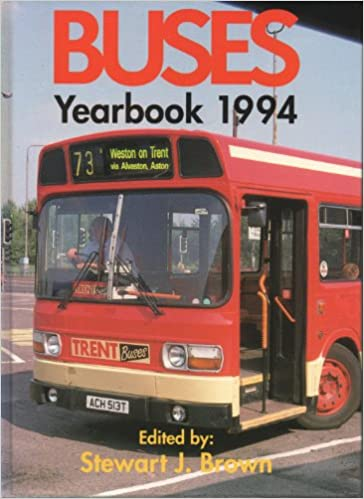 Buses Yearbook 1994