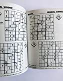 Lot of 7 CRAZY FOR SUDOKU FAVORITES COLLECTION from the Dell Penny Press Puzzles Volume number 81, 82, 83, 84, 85, 86 and 87