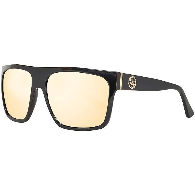 GUESS Gafas de Sol GU7411 5701G (57 mm) Negro: Amazon.es ...