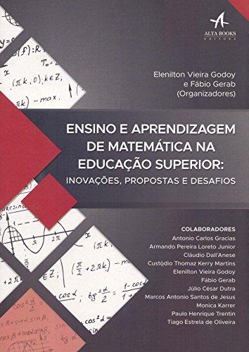 Ensino e Aprendizagem de Matemática na Educação Superior:: Inovações, propostas e desafios