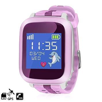 DAM. DMAB0061C60 Smartwatch GPS Especial Niños, Función De ...