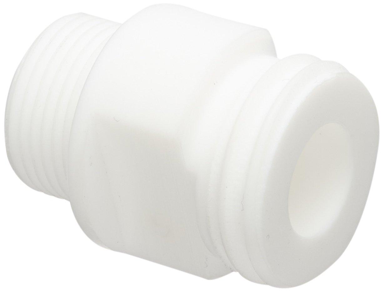 BrandTech 704281 Polytetrafluoroethylene (PTFE) Thread Adapter, 33mm Inner Thread