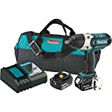 Cheap Makita XWT04MB18V LXT Lithium-Ion Cordless High Torque 1/2″ Sq. Drive Impact Wrench Kit (Discontinued by Manufacturer)