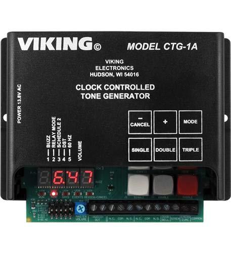 - Viking CTG-1A Clock Controlled Tone Generator