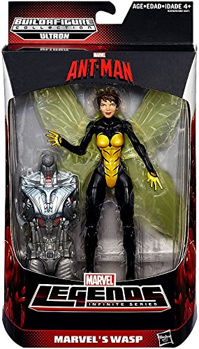 Marvel Legends Ant-Man Series 1 (Ultron BAF) - Wasp Figure by Hasbro