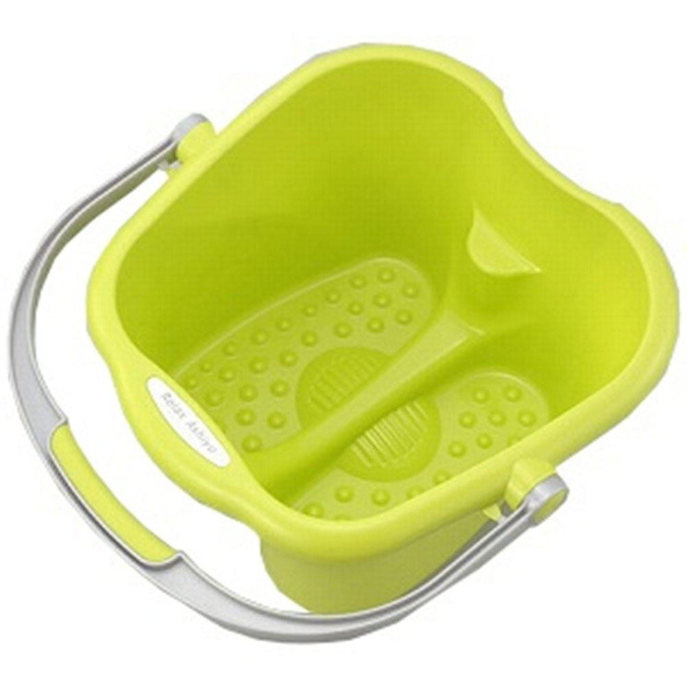 Relaxing Foot bath  Green 2503 easily!!