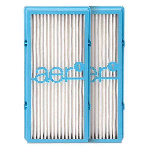 Aer1 Hepa Type Total Air With Dust Elimination Replacement Filter, 2/each ()