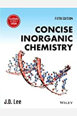 Concise Inorganic Chemistry: Fifth Edition by J.D. Lee Paperback
