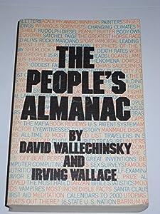 The Book Of Lists David Wallechinsky
